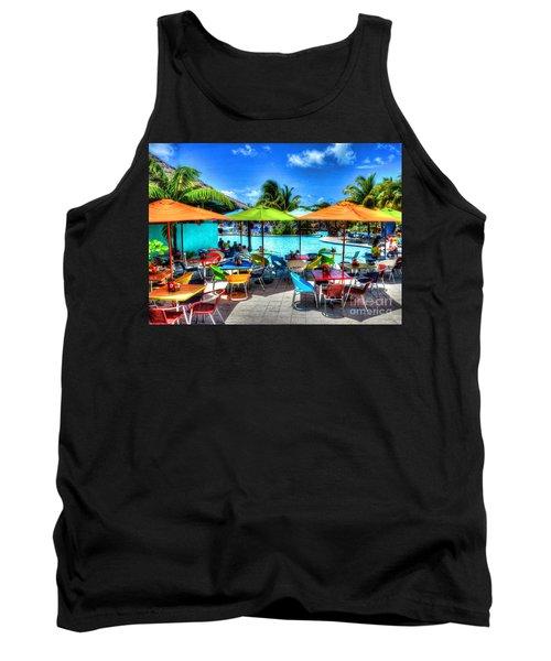Tropical Fun Tank Top