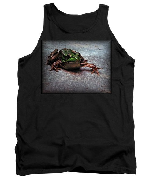 Granter Of Three Wishes Tank Top