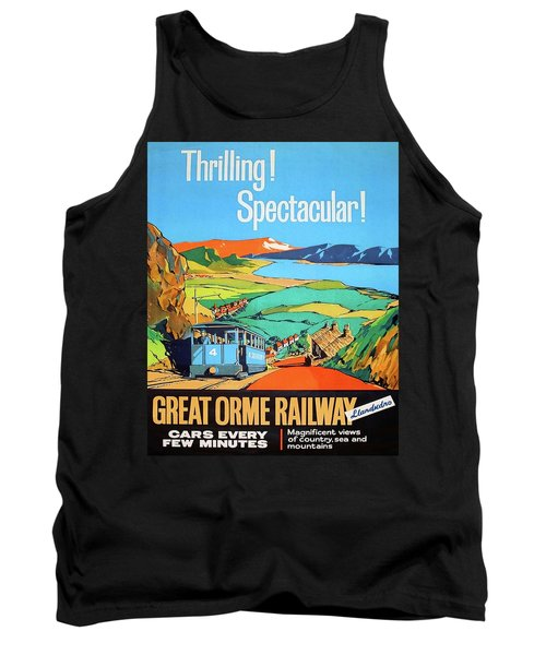 Great Orme Tramway, Great Britain Tank Top
