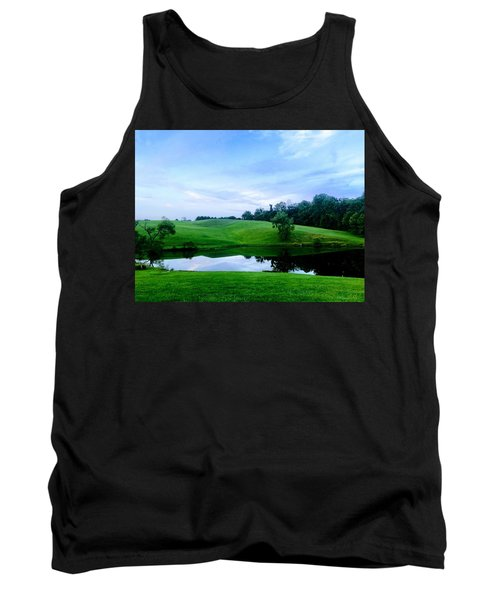 Greener Pastures Tank Top