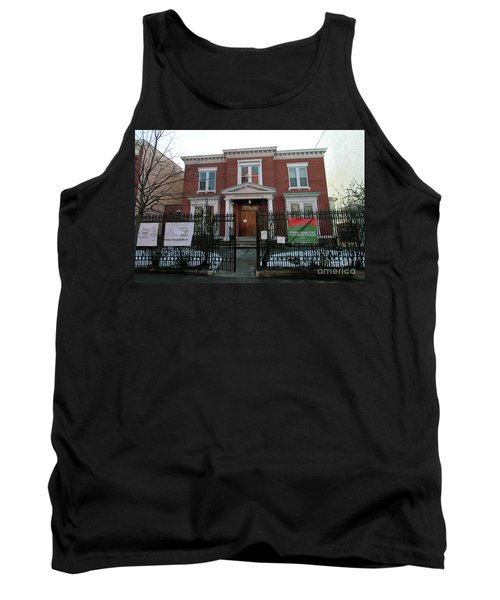 Greenpoint Reformed Church Tank Top