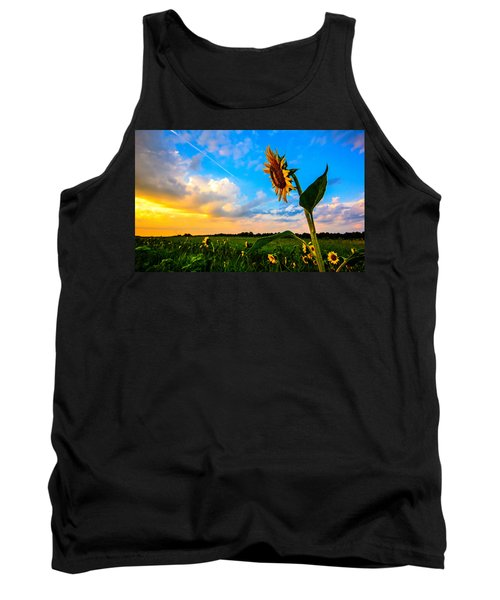 Greeting The Dawn  Tank Top