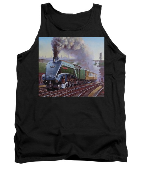 Gresley Pacific A4 Class. Tank Top by Mike  Jeffries