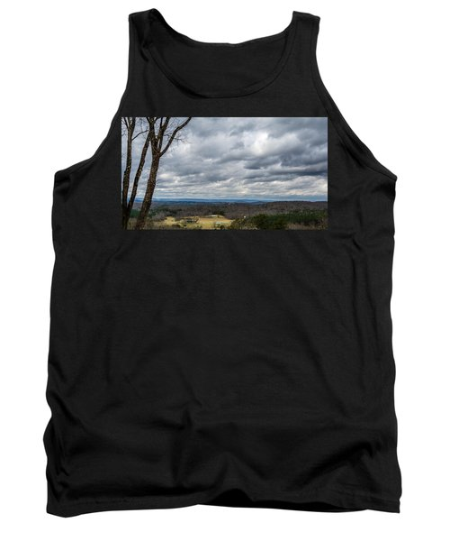 Grey Skies Tank Top