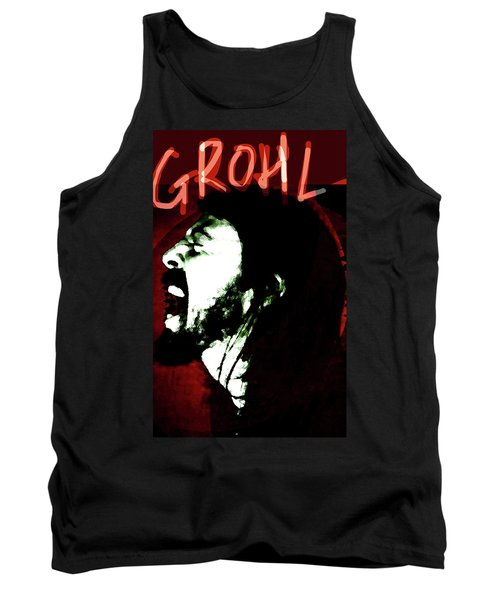 Grohl  Tank Top
