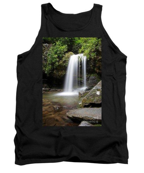 Grotto Falls Vertical Tank Top
