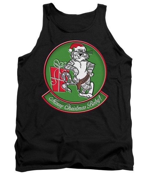 Grumman Merry Christmas Tank Top
