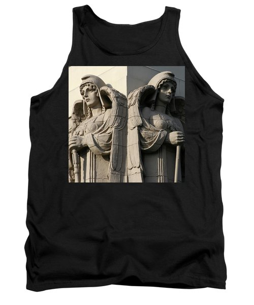 Guardian Angels Tank Top