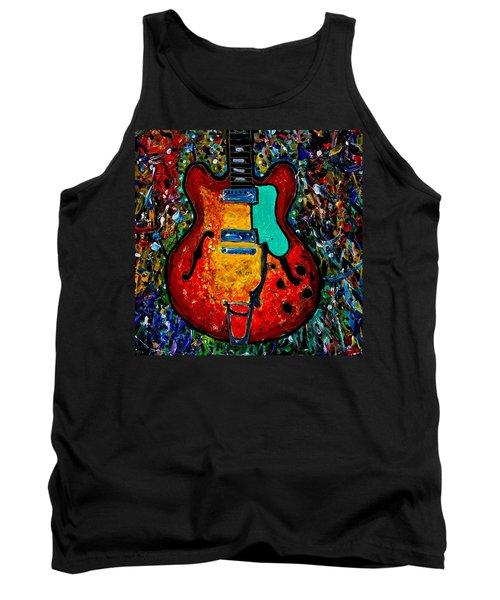 Guitar Scene Tank Top