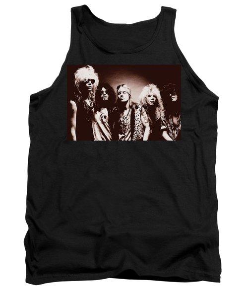 Guns N' Roses - Band Portrait 02 Tank Top