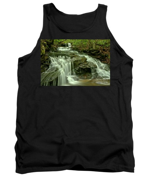 Gushing Through Forbes State Forest Tank Top