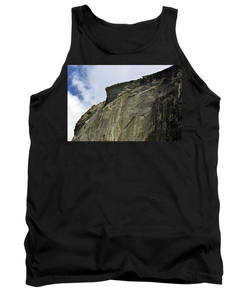 Half Dome With A View Of The Visor  Tank Top
