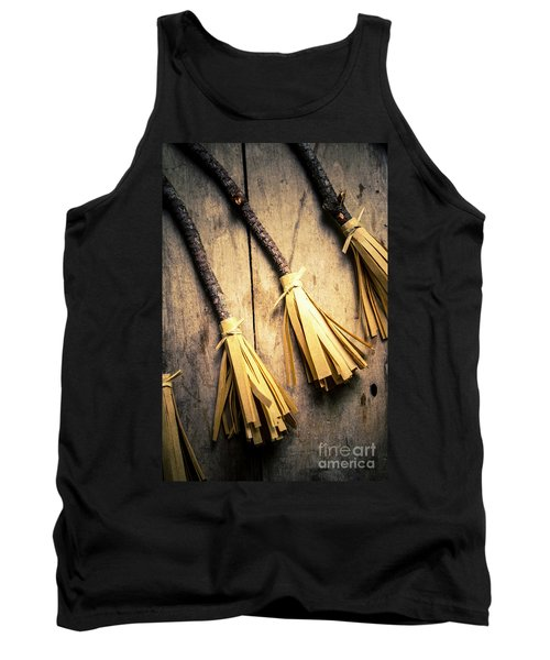 Halloween Witch Craft Tank Top