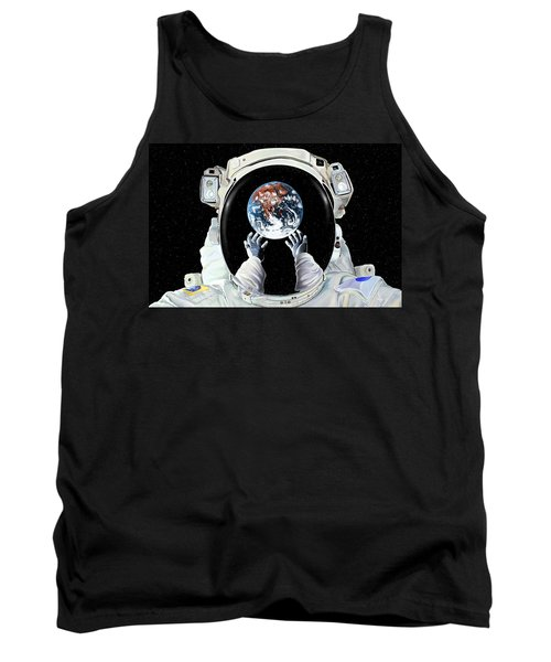 Handle With Care Tank Top