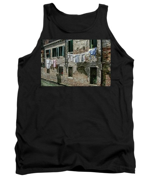 Hanging Out The Flags Tank Top