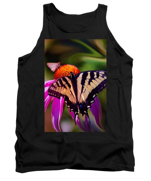 Happiness In Our Own Gardens... Tank Top