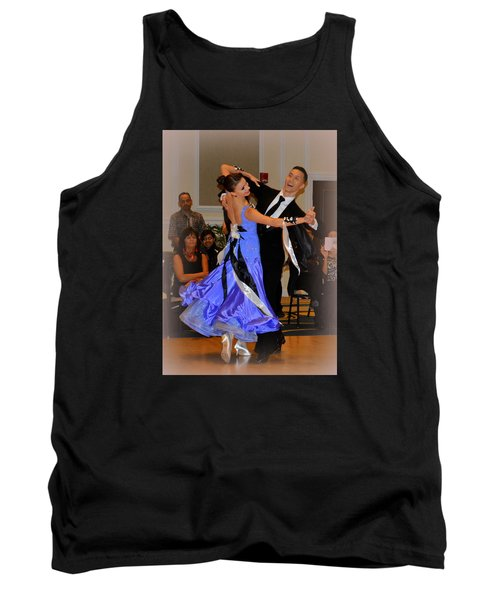 Happy Dancing Tank Top by Lori Seaman