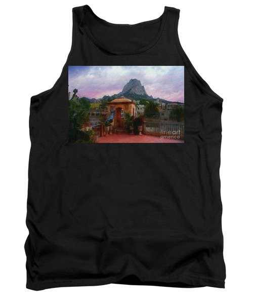 Happy Hour Tank Top by John Kolenberg