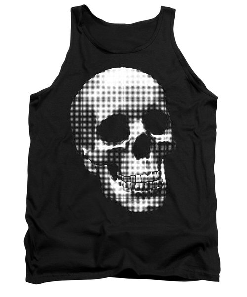 Happy Skull Tank Top