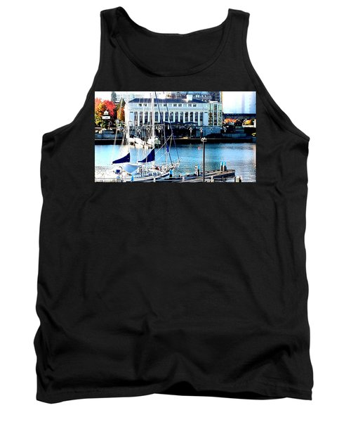 Harbour Sail Tank Top