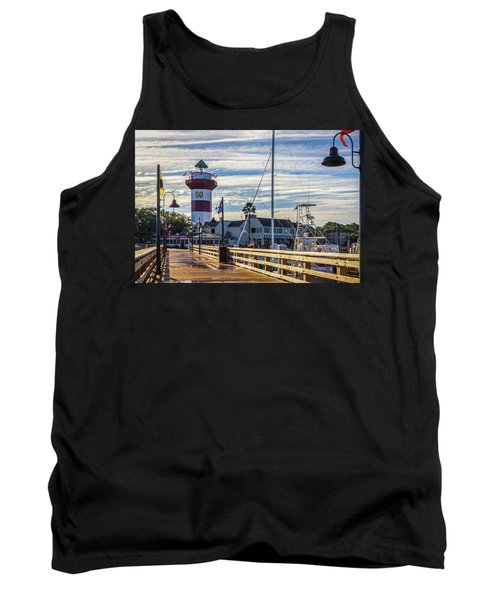 Harbour Town Lighthouse Tank Top