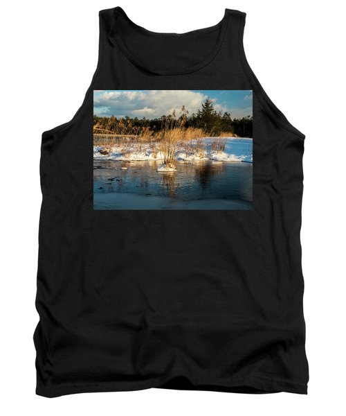 Hard Frosts And Icy Drafts Tank Top