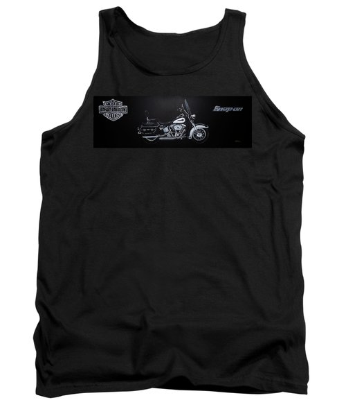 Harley Davidson Snap-on Tank Top