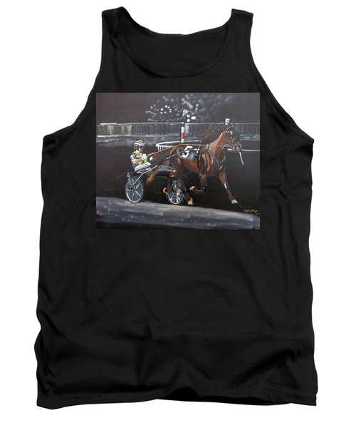 Harness Racing Tank Top