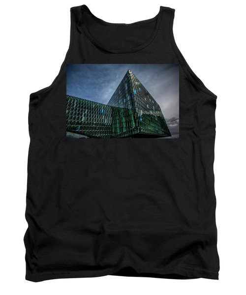 Harpa Tank Top by Wade Courtney