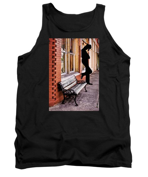 Have A Seat Tank Top by David and Carol Kelly