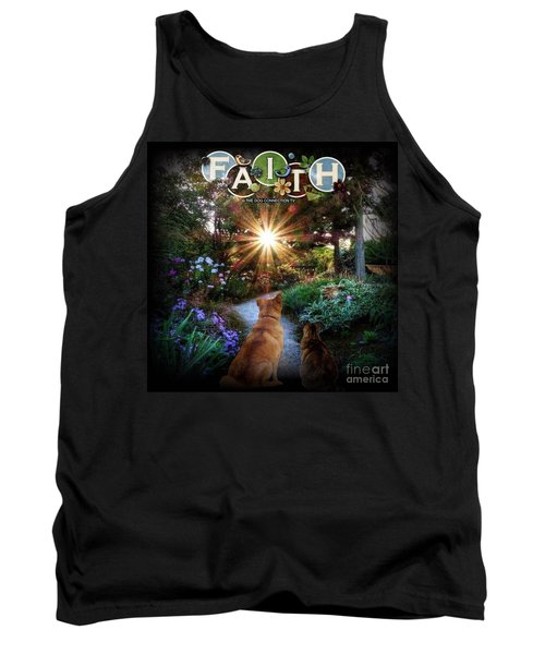 Have Faith Tank Top