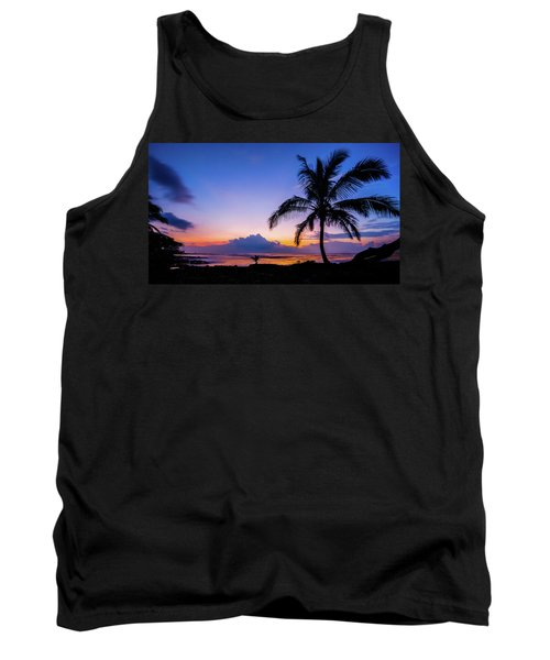 Hawaiian Dawn Colors Tank Top