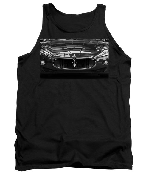Head On Tank Top by Dennis Hedberg
