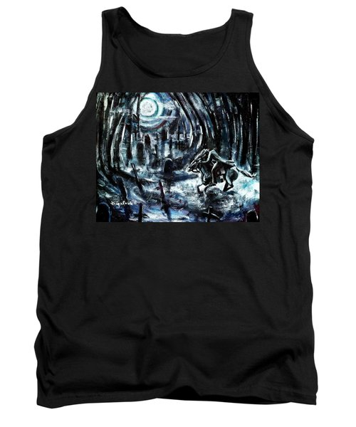 Headless In The Hollow Tank Top