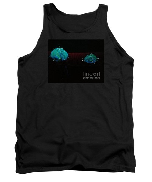 Tank Top featuring the photograph Heart Jelly by Vanessa Palomino