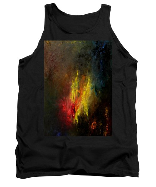 Heart Of Art Tank Top