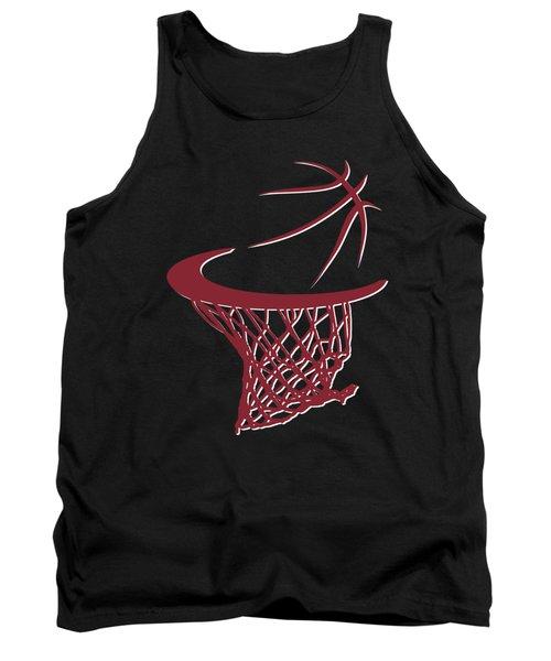Heat Basketball Hoop Tank Top
