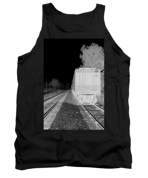 Heat Of The Night Tank Top