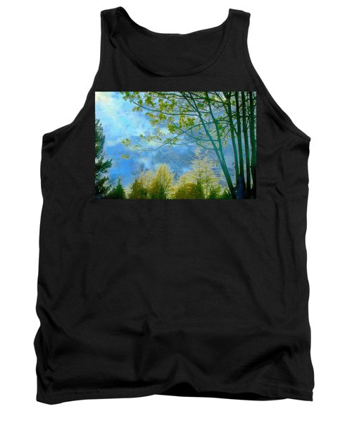 Heavenly Light II Tank Top