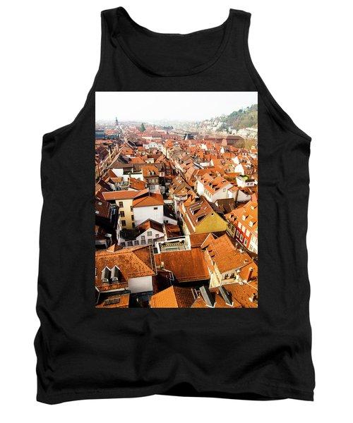 Heidelberg Cityscape Tank Top