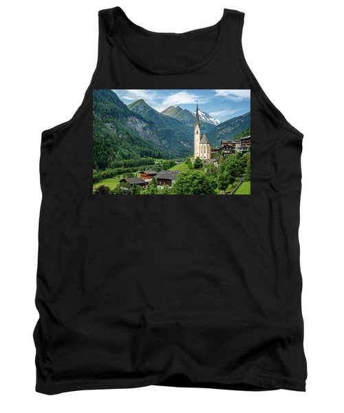 Heiligenblut Am Grossglockner Tank Top