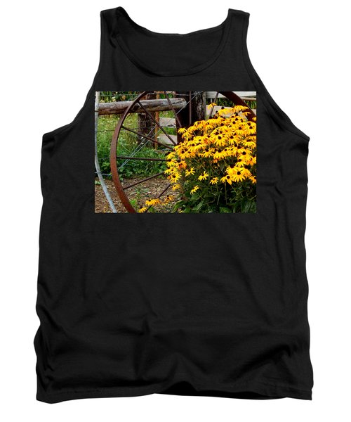 Hello And Welcome Tank Top