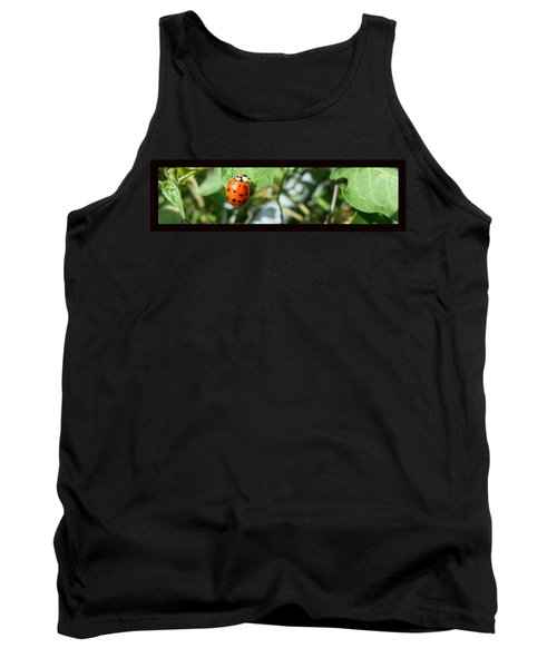 Tank Top featuring the photograph Hello Lady by Robert Knight