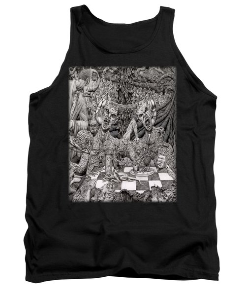 Hell's Diner Tank Top
