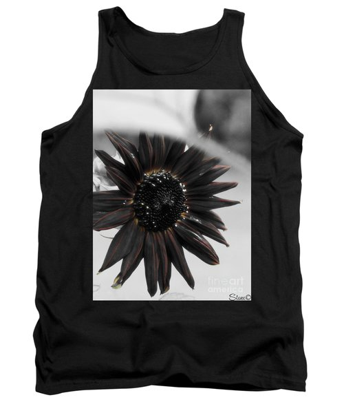 Hells Sunflower Tank Top