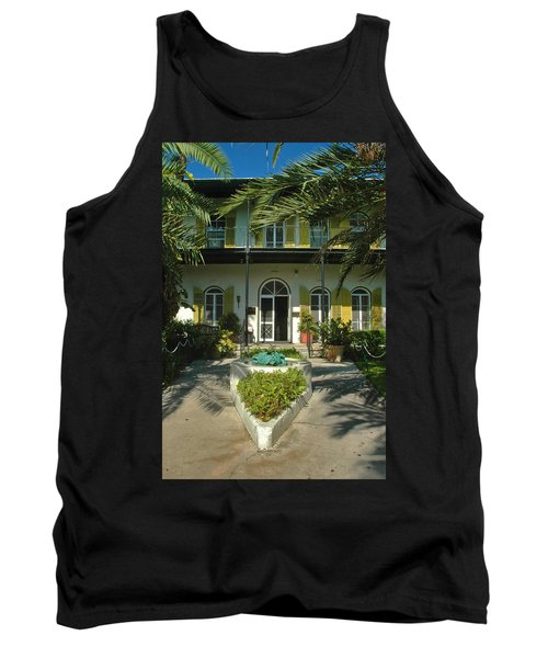 Hemingways House Key West Tank Top