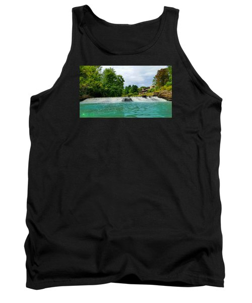 Henry Ford Estate - Fair Lane Tank Top by Michael Rucker