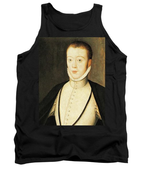 Henry Stewart Lord Darnley Married Mary Queen Of Scots 1565 Tank Top
