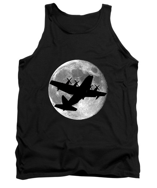 Hercules Moon .png Tank Top by Al Powell Photography USA