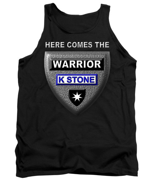 Here Comes The Warrior Tank Top